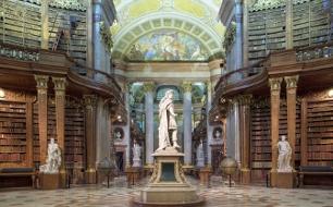 Aus dem Rahmen <br /> 650 Jahre Nationalbibliothek