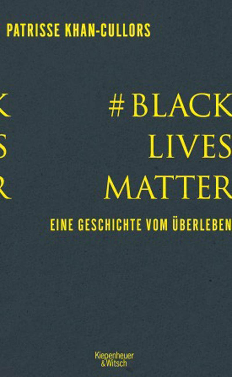 Buchcover Black Lives Matter deutsche Ausgabe