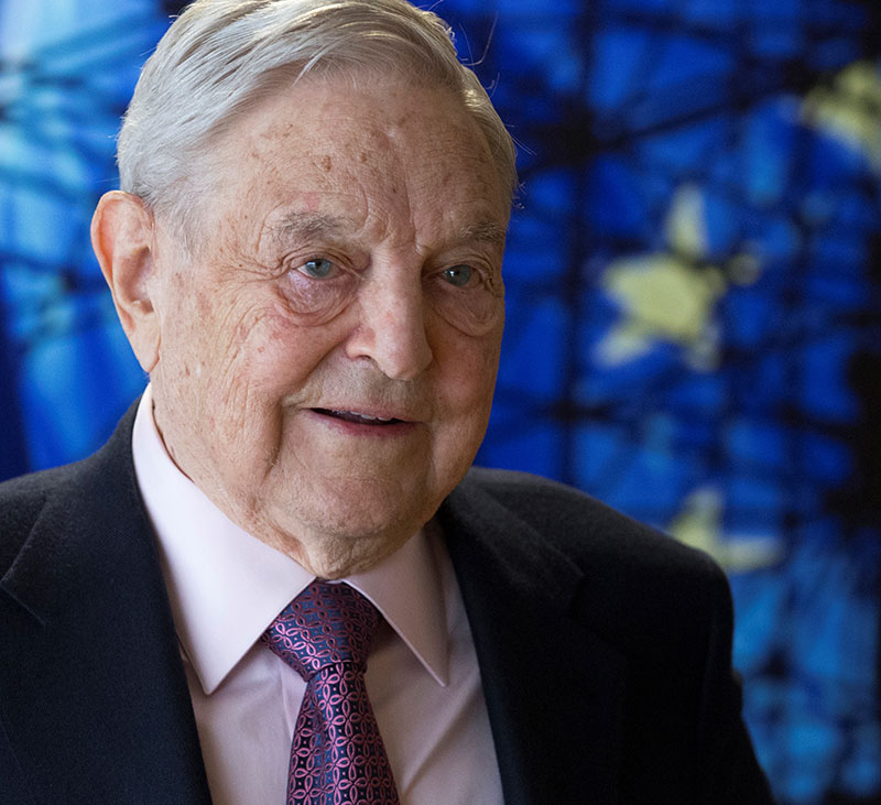 George Soros, Founder and Chairman of the Open Society Foundations