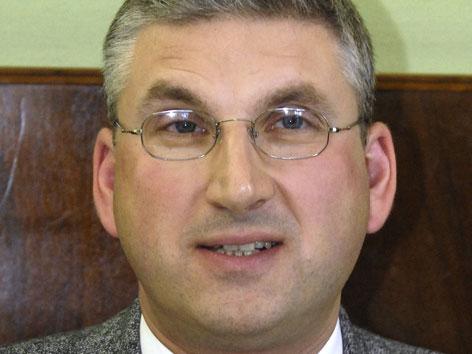 ÖRKÖ-Vorsitzender Thomas Hennefeld