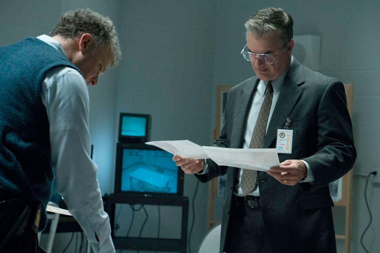 """Szenenbilder aus """"Manhunt:Unabomber"""""""