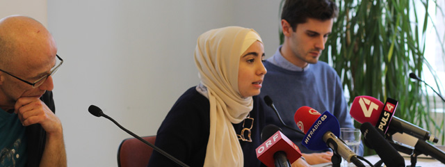 "MJÖ startet Kampagne ""MuslimInnen gegen Antisemitismus"