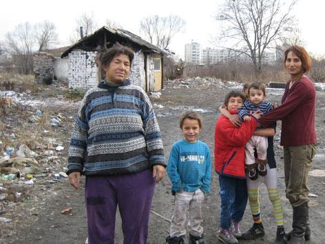 Bulgarien Sofia Roma Concordia