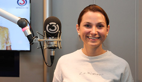 Ö3-Hörerin Verena