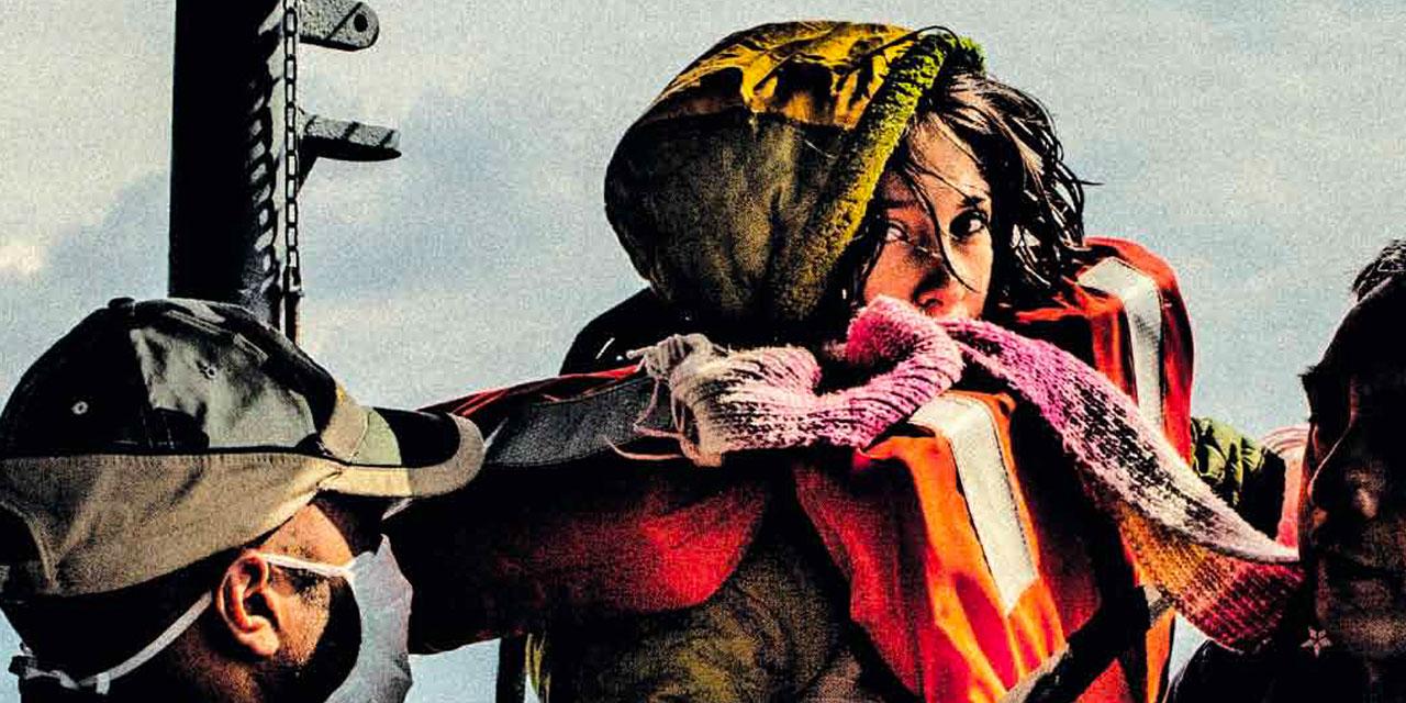 "Cover der Graphic Novel ""Der Riss"""