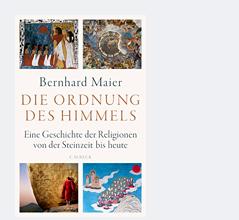 """Buchcover von Bernhard Maiers """"Die Ordnung des Himmels"""""""