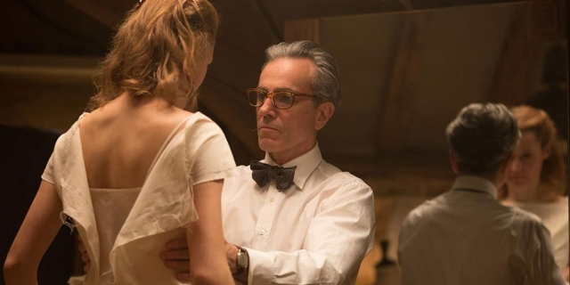 "Daniel Day Lewis in ""Phantom Thread"""