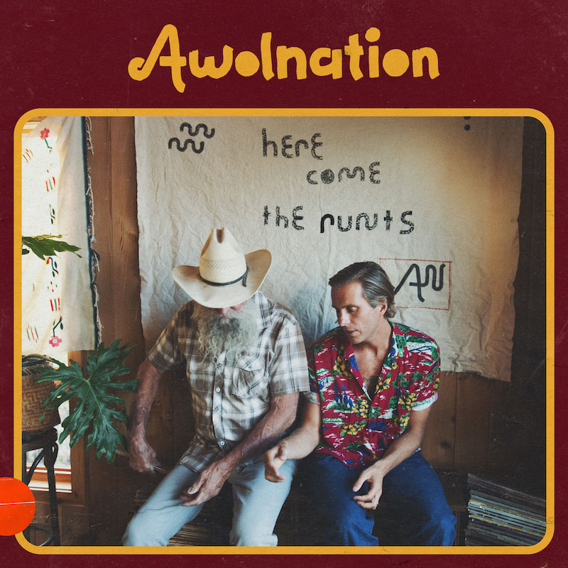 "Albumcover von Awolnation - ""Here Come The Runts"""