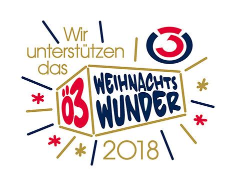 Ö3-Weihnachtswunder Logo