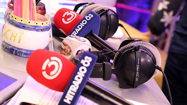 Ö3-Mikrofone