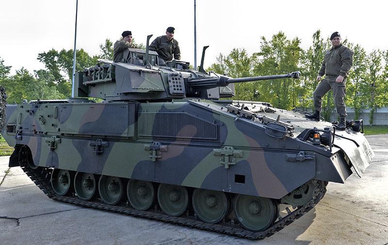 Panzer Pandur
