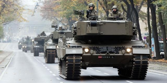Panzer des Österreichischen Bundesheeres
