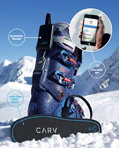 """""""Digitalen Skilehrer"""" """"Carv"""""""