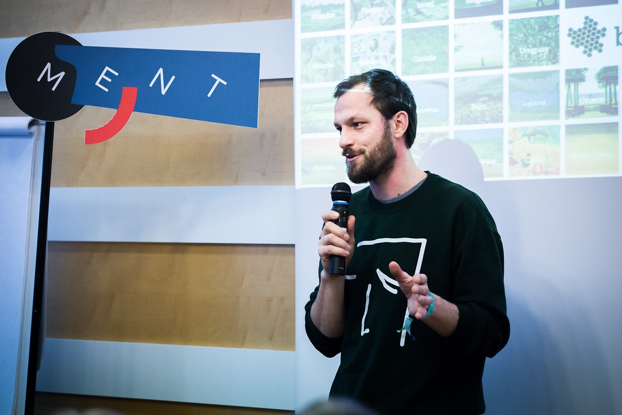 Andraž Kajzer, Manager Ment Festival