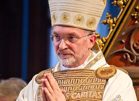 Bischof von Eichstätt Gregor Maria Hanke