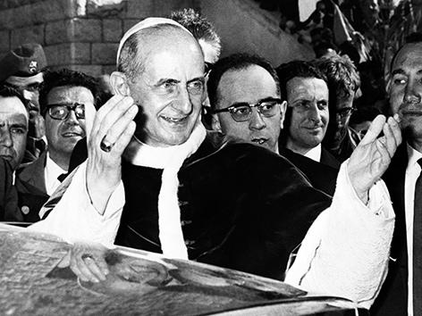 Papst Paul VI. 1964