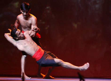 Shaolin Mönche, Kung Fu