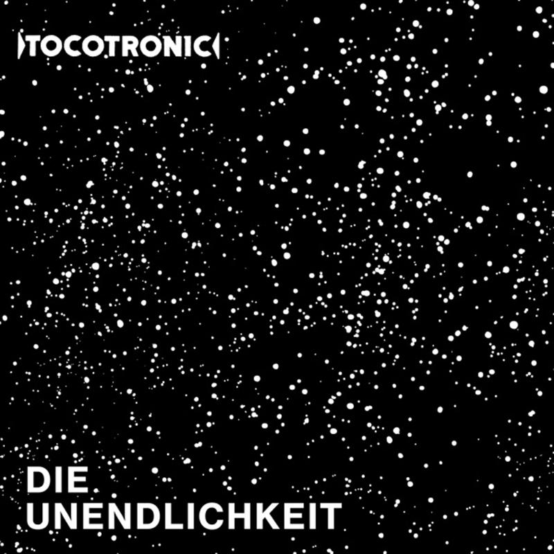 """Cover Tocotronic """"Die Unendlichkeit"""""""