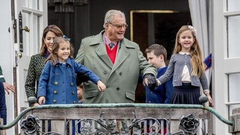 dänischer Prinz Henrik