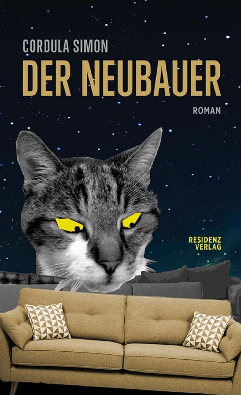 Cover Der Neubauer von Cordula Simon