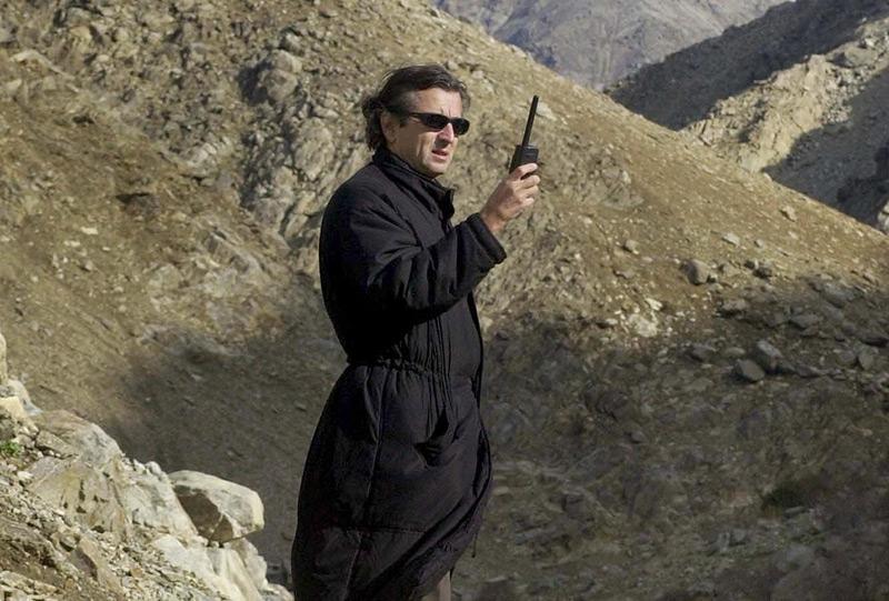 Levy besuchte 2002 als Spezialgesandter der französischen Regierung in Afghanistan das Grab von Ahmad Schah Massoud, dem Anführer des afghanischen Widerstands gegen die Taliban