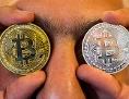 Bitcoinmünzen