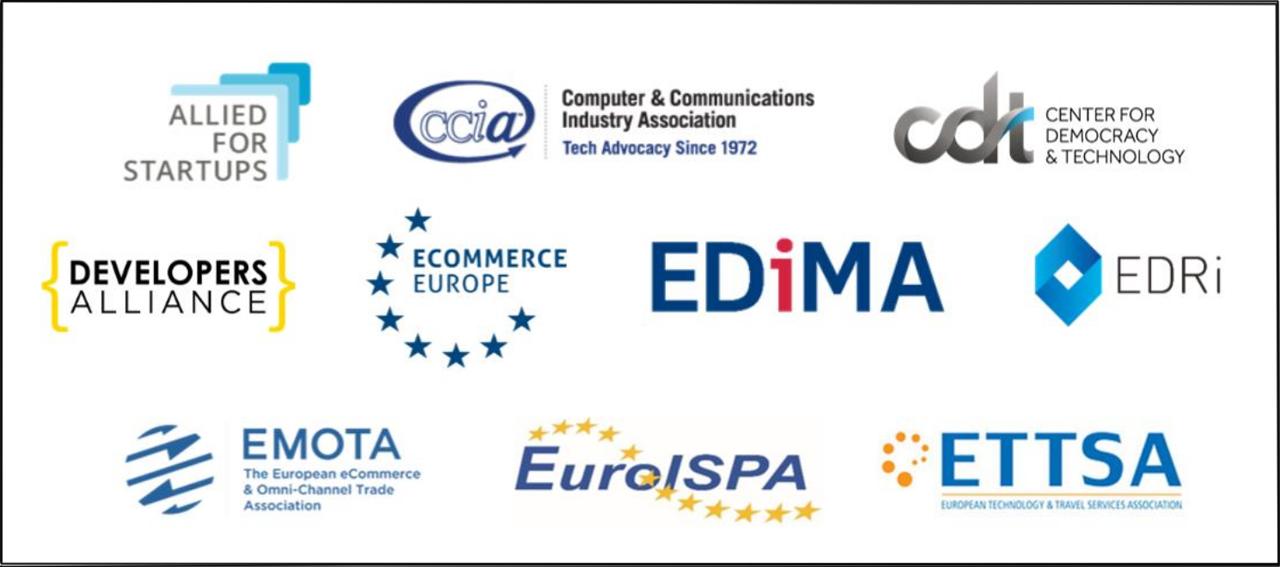 Edima & andere Logos