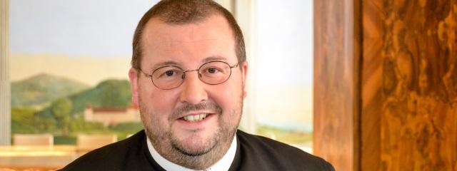 Pater Gerwig Romirer (Benediktinerstift St. Lambrecht)