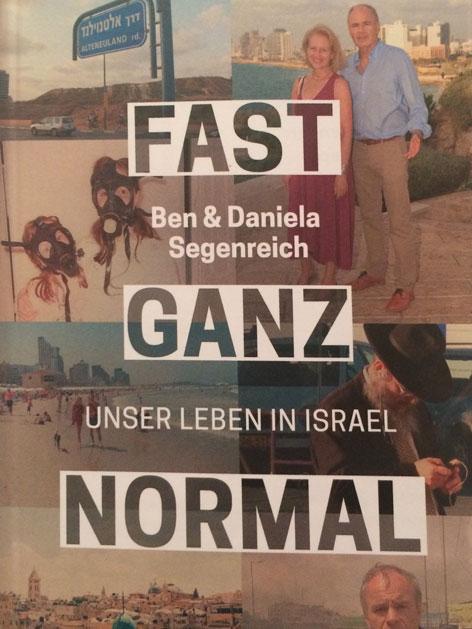 Buch Ben Daniela Segenreich Fast ganz normal Unser Leben in Israel