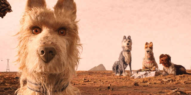 "Filmstill aus ""Isle of Dogs"""