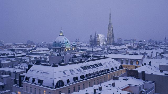 Unterwegs In österreich Ab 19 Februar Aus Wien Guten