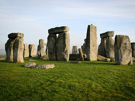 Steinmonumente von Stonehenge