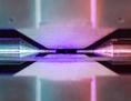 Atom in der Ionen-Falle