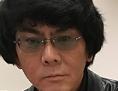 Robotiker Hiroshi Ishiguro beim Interview