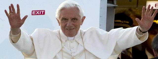 Papst Benedikt XVI Joseph Ratzinger