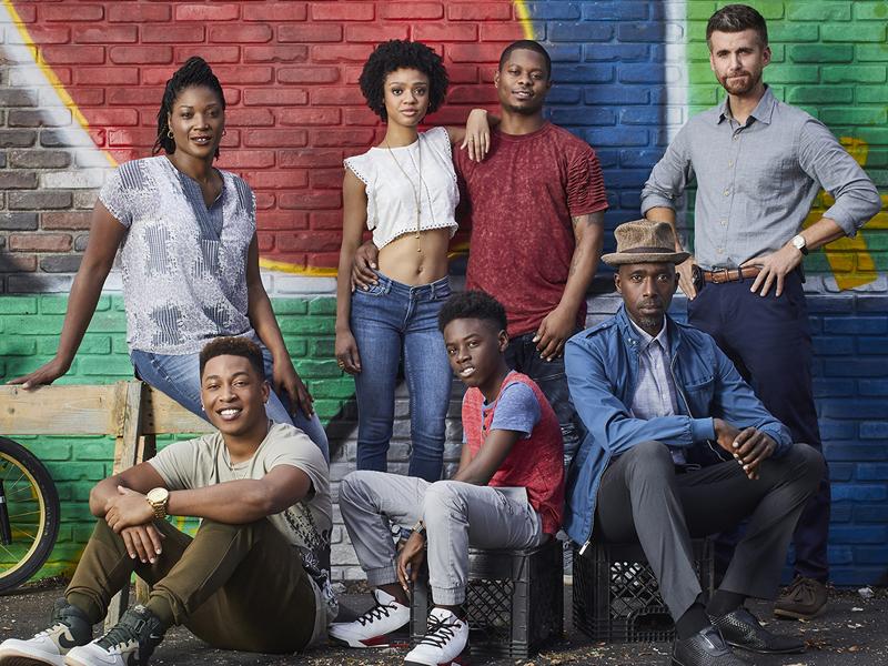 Cast von The Chi