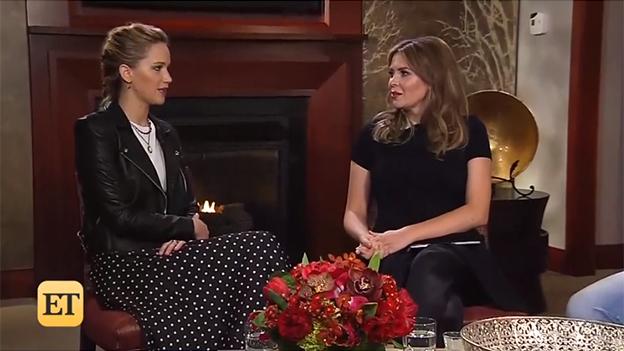 Jennifer Lawrence im Interview
