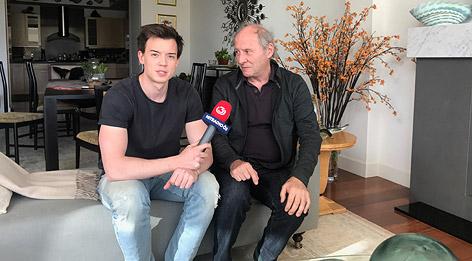Philipp Hansa und Robert Dornhelm