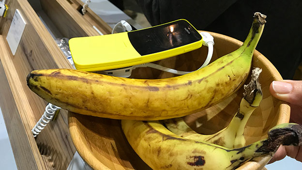 Highlights vom Mobile World Congress: Retro Nokia Handy