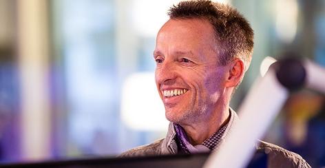 Ö3-Programmchef Georg Spatt