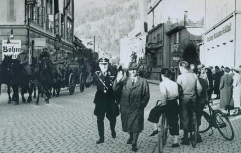 Einmarsch der Wehrmacht in Bregenz