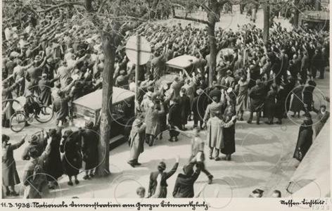 Graz am 11. März