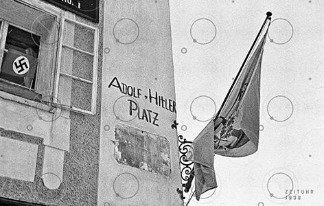 Adolf-Hitler-Platz in Salzburg