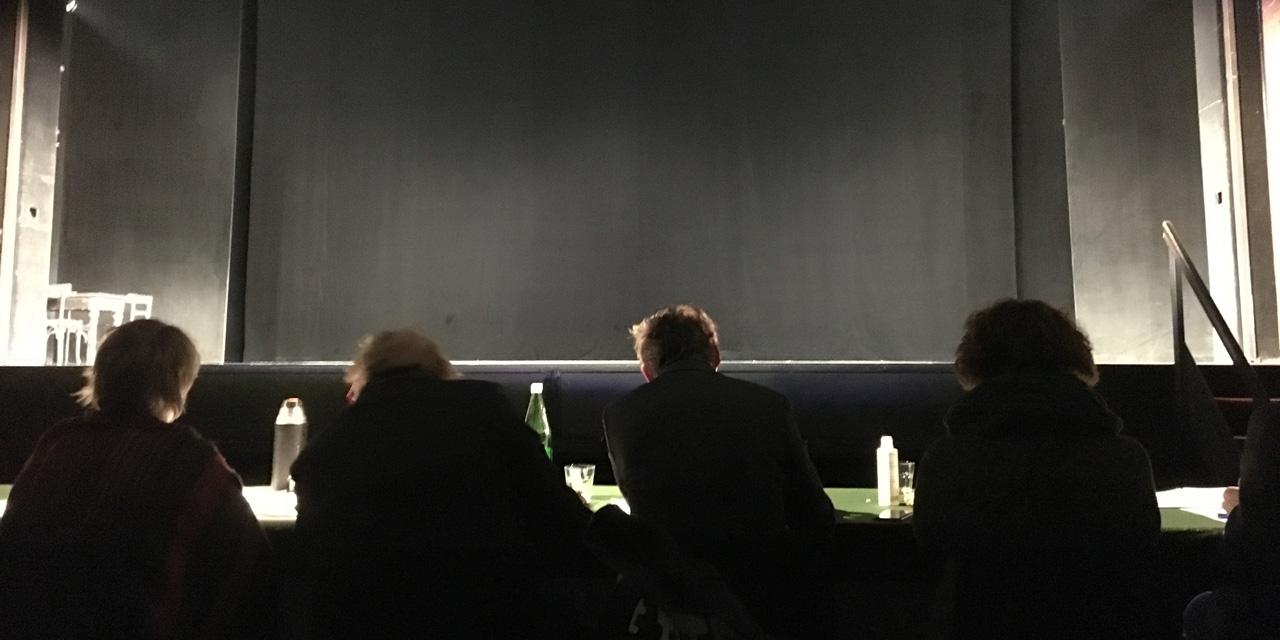 Reinhard Seminar: Jury