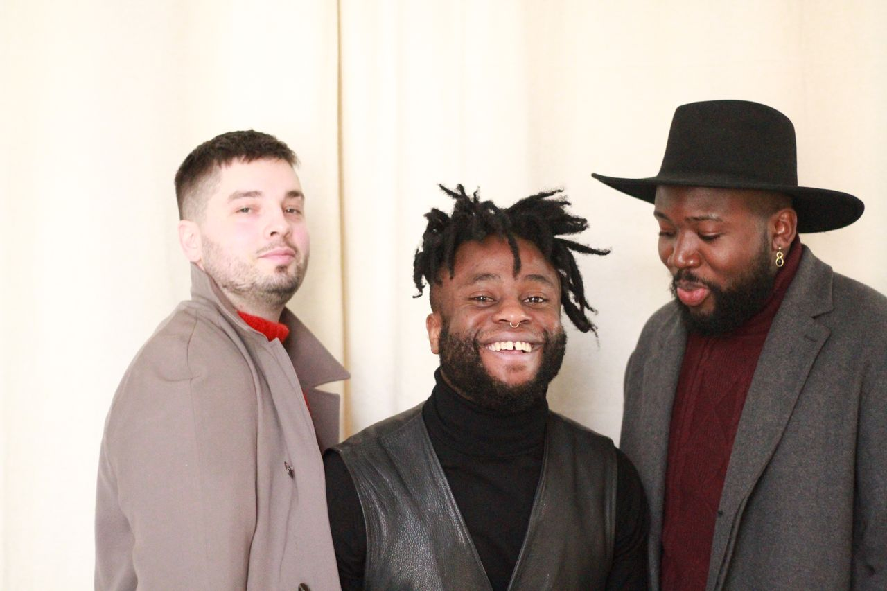 Young Fathers in Berlin