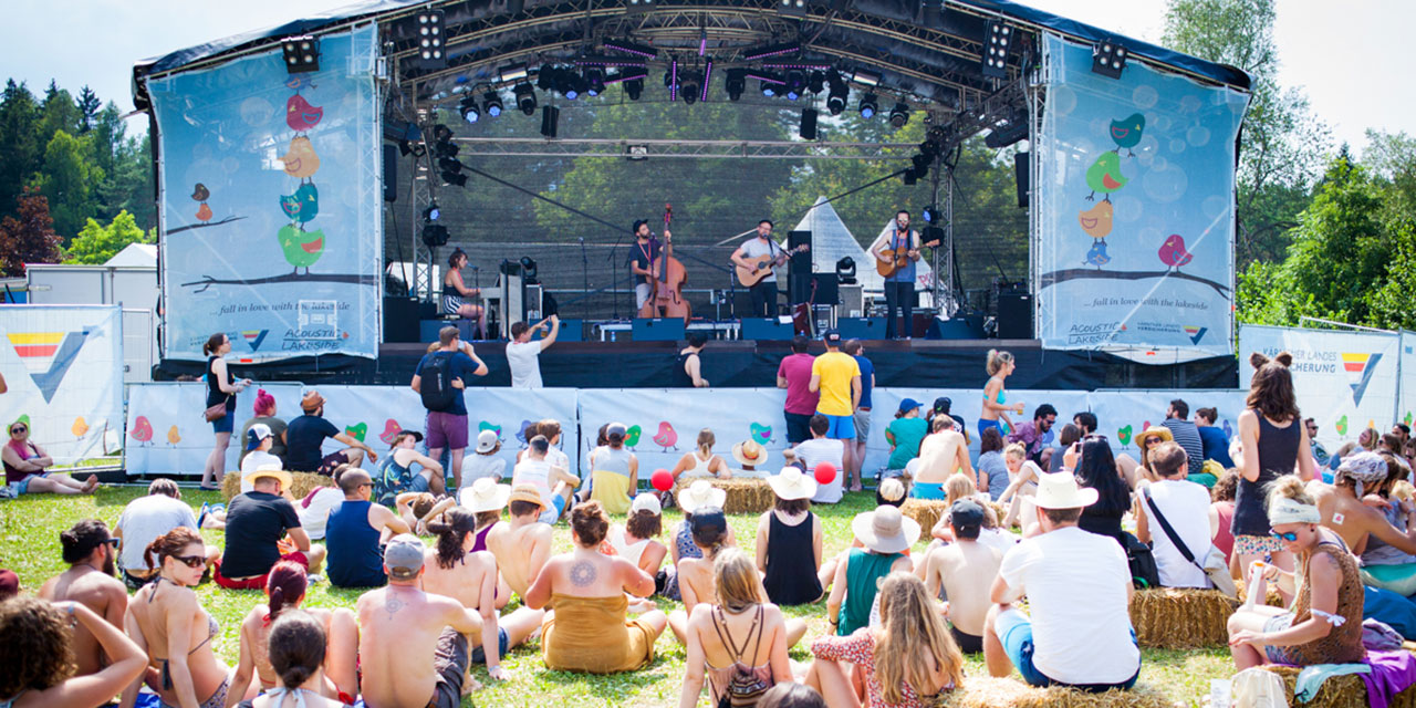 Acoustic Lakeside Festival