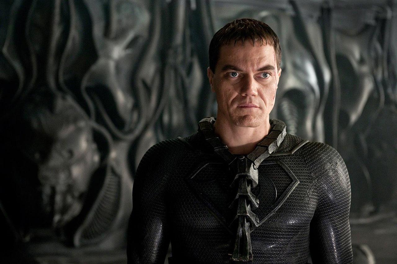 """Michael Shannon in """"Man of steel"""""""