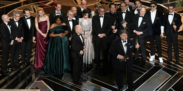 Shape Of Waters gewinnt den Oscar für betsen Film