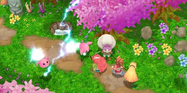 Spielescreenshot des Games Secret of Mana
