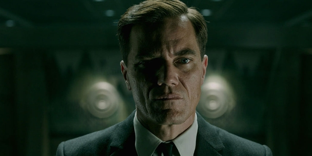 "Michael Shannon in ""The Shape of water"""